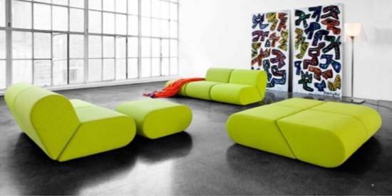 Sièges Lounge- Softwork